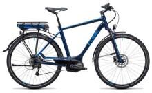 E-Bike Cube Touring Hybrid 400 blue´n´blue