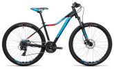 Mountainbike Cube Access WLS Disc black´n´blue