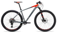 Mountainbike Cube Reaction GTC Eagle 1x grey´n´flashred