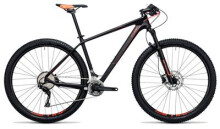 Mountainbike Cube Reaction GTC 2x carbon´n´flashred