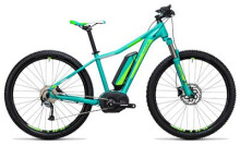 E-Bike Cube Access WLS Hybrid ONE 500 mint´n´green
