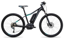E-Bike Cube Access WLS Hybrid ONE 400 black´n´blue