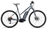 E-Bike Cube Cross Hybrid ONE 500 grey´n´orange
