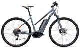 E-Bike Cube Cross Hybrid ONE 400 grey´n´orange