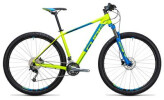 Mountainbike Cube Aim SL kiwi´n´blue