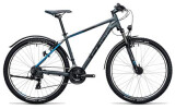 Kinder / Jugend Cube Aim Allroad 27.5 darkgrey´n´blue