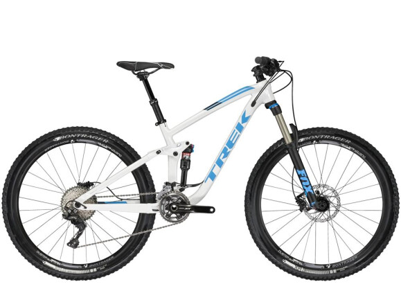 Mountainbike Trek Fuel EX 8 Women's 2017