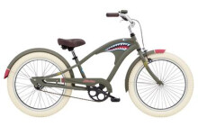 Kinder / Jugend Electra Bicycle Tiger Shark 3i 20in Boys'