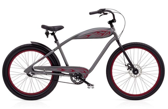 Cruiser-Bike Electra Bicycle RELIC 3I MEN'S 26 2018