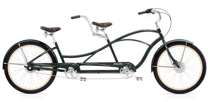 Tandem Electra Bicycle Swing 7i 2018