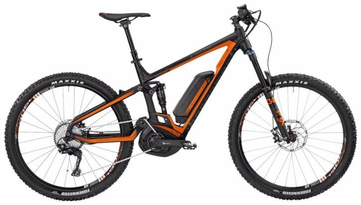 E-Bike Bergamont BGM Bike E-Trailster 8.0 2017
