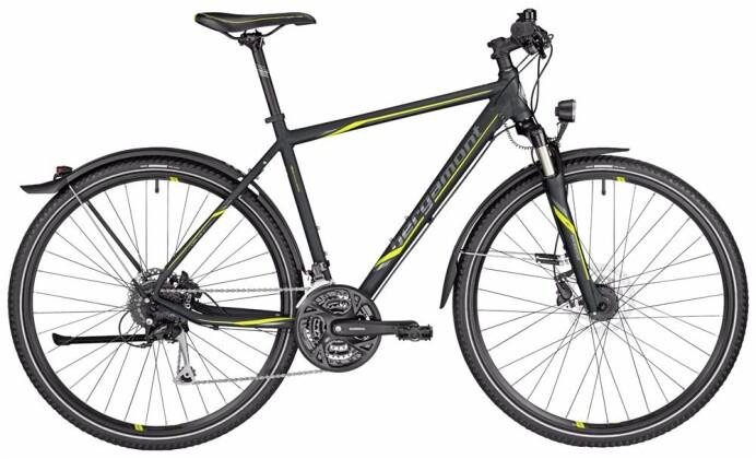 Crossbike Bergamont BGM Bike Helix 6.0 EQ Gent 2017