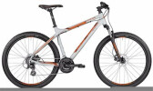 Mountainbike Bergamont BGM Bike Roxter 3.0 light grey/orange