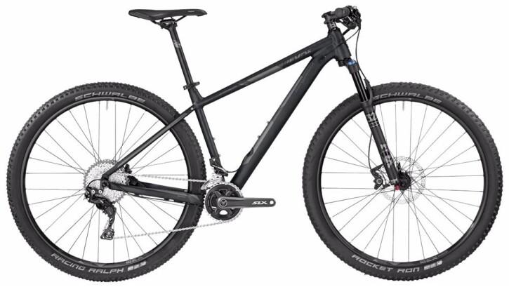 Mountainbike Bergamont BGM Bike Revox 8.0 2017