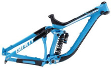 Mountainbike GIANT Glory Advanced Rahmenkit