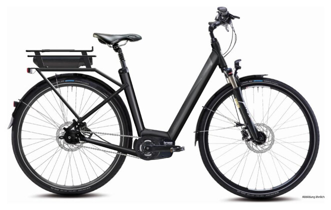 E-Bike Steppenwolf Talis E 8.5 Wave 2017