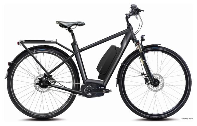E-Bike Steppenwolf Talis E 8.5 Men 2017
