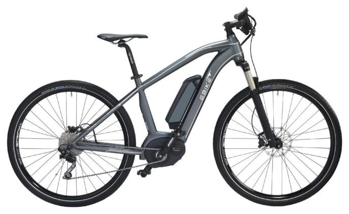 E-Bike EBIKE R004 SUPERLEGGERA 2017