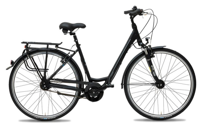 Citybike Gudereit Comfort 8.0 2017