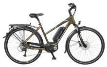 E-Bike Velo de Ville AEB80 9 Gg Shimano Deore Mix
