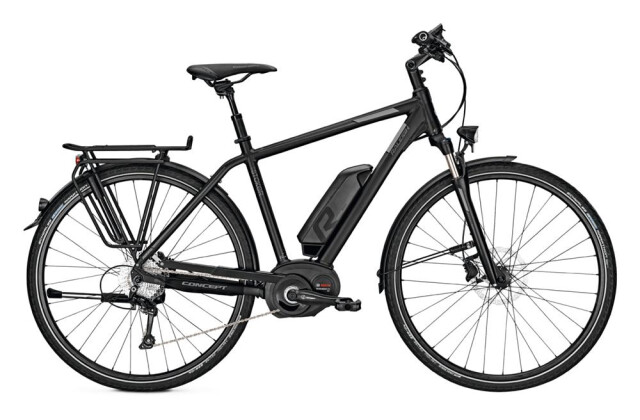 E-Bike Raleigh STOKER B10 PRO 2017