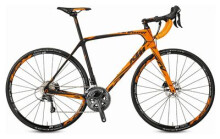 Rennrad KTM Revelator Sky SKY orange 22s