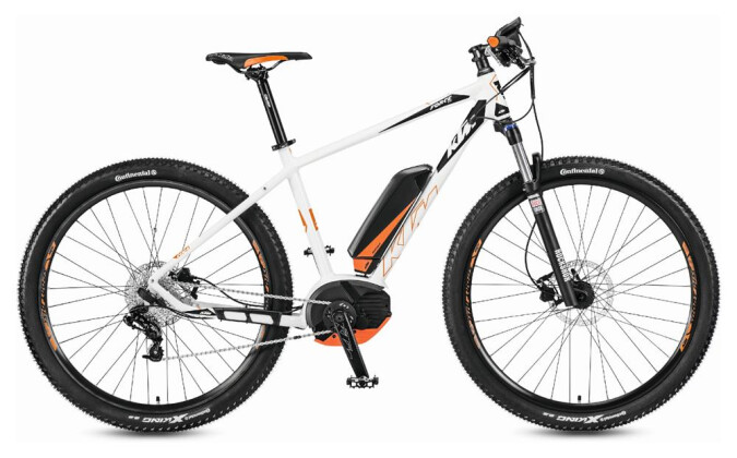 "E-Bike KTM Macina Force 27"" Force 1 E30 30s GX1 2017"