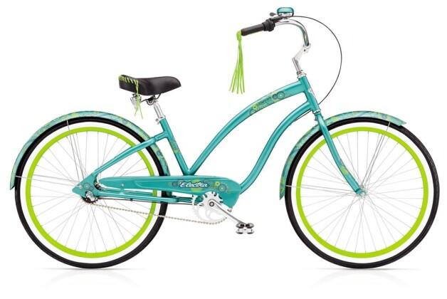 Cruiser-Bike Electra Bicycle Dreamtime 3i 2018