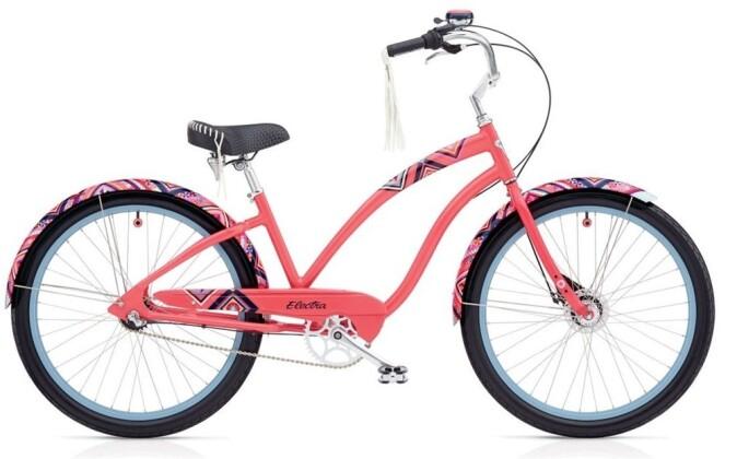 Cruiser-Bike Electra Bicycle Morning Star 3i Ladies' 2018