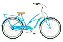 Cruiser-Bike Electra Bicycle Super Deluxe 3i Ladies'