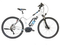E-Bike CONE Bikes Pali Cross Trapez