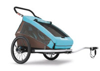 Anhänger Croozer Croozer Kid Plus for 2