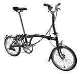 Faltrad Brompton M6L
