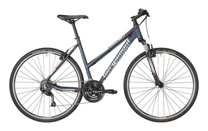 Crossbike Bergamont Helix 3.0 Lady 2018