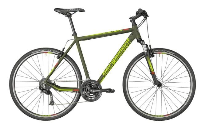 Crossbike Bergamont Helix 3.0 Gent 2018