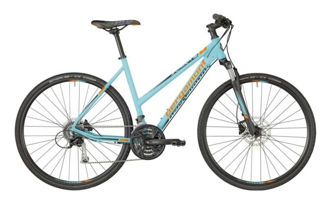 Crossbike Bergamont Helix 5.0 Lady 2018