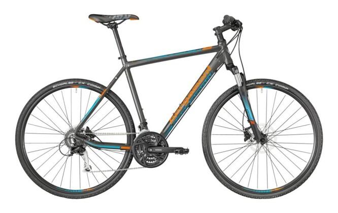 Crossbike Bergamont Helix 5.0 Gent 2018