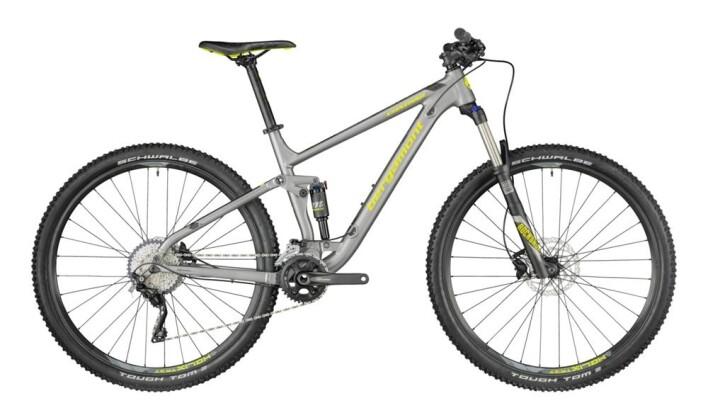 Mountainbike Bergamont Contrail 5.0 2018