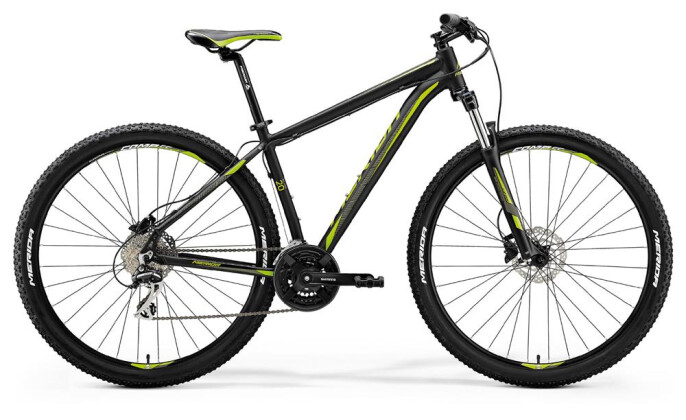 Mountainbike Merida BIG.NINE 20-D 2018