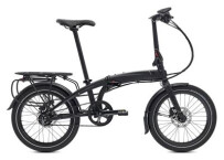 Faltrad Tern Verge S8i Matte Black/Silver