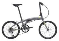Faltrad Tern Verge D9 Gunmetal/GreenRed/Black