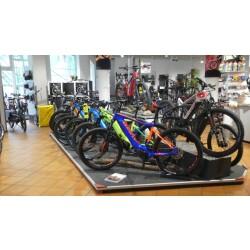 Fahrradhof VSF GmbH Innenansicht 1