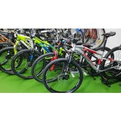 Bike-Rider Fahrrad-HENRICH Innenansicht 1
