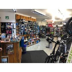 Fahrradhandel Heiden Innenansicht 1