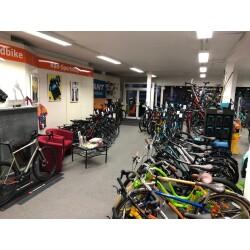 Rad-Sportshop Odenwaldbike Innenansicht 1
