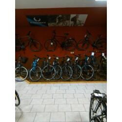 Die Fahrradzentrale Innenansicht 1
