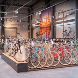 Fahrrad XXL Emporon Innenansicht 1