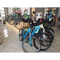 Fahrradcenter Zimmermann Innenansicht 1