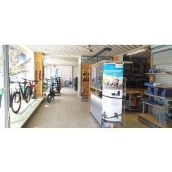 eBike Shop Grenzach Innenansicht 1