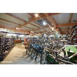 Zweiradhaus Lorenz Innenansicht 1